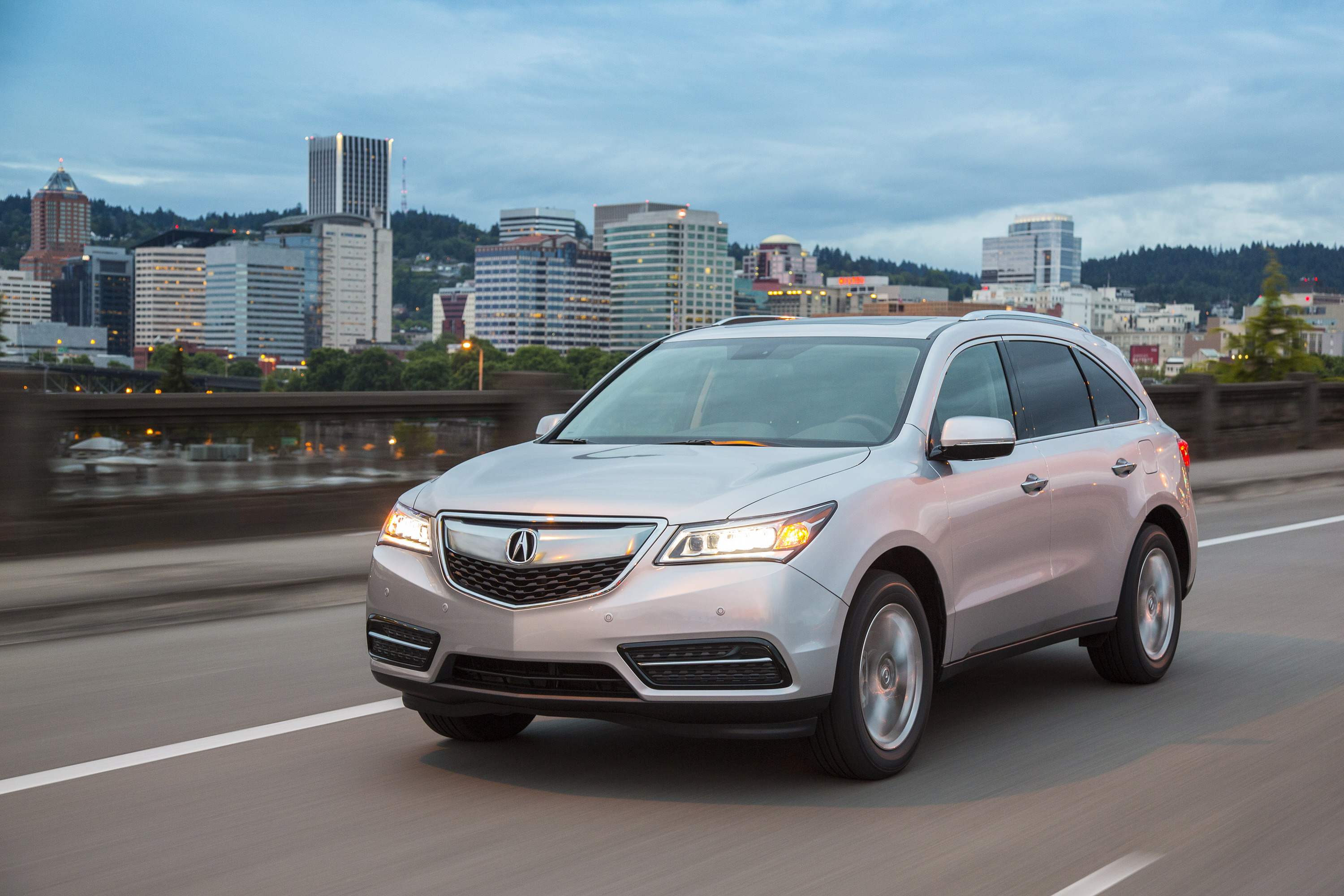 2014 2016 Acura Mdx Top Speed