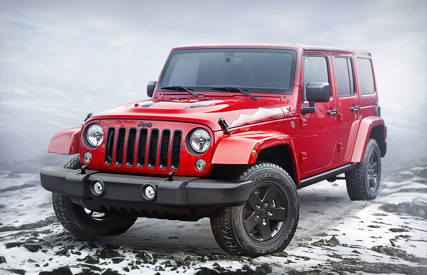 2015 jeep wrangler x edition pictures photos wallpapers top speed. Black Bedroom Furniture Sets. Home Design Ideas