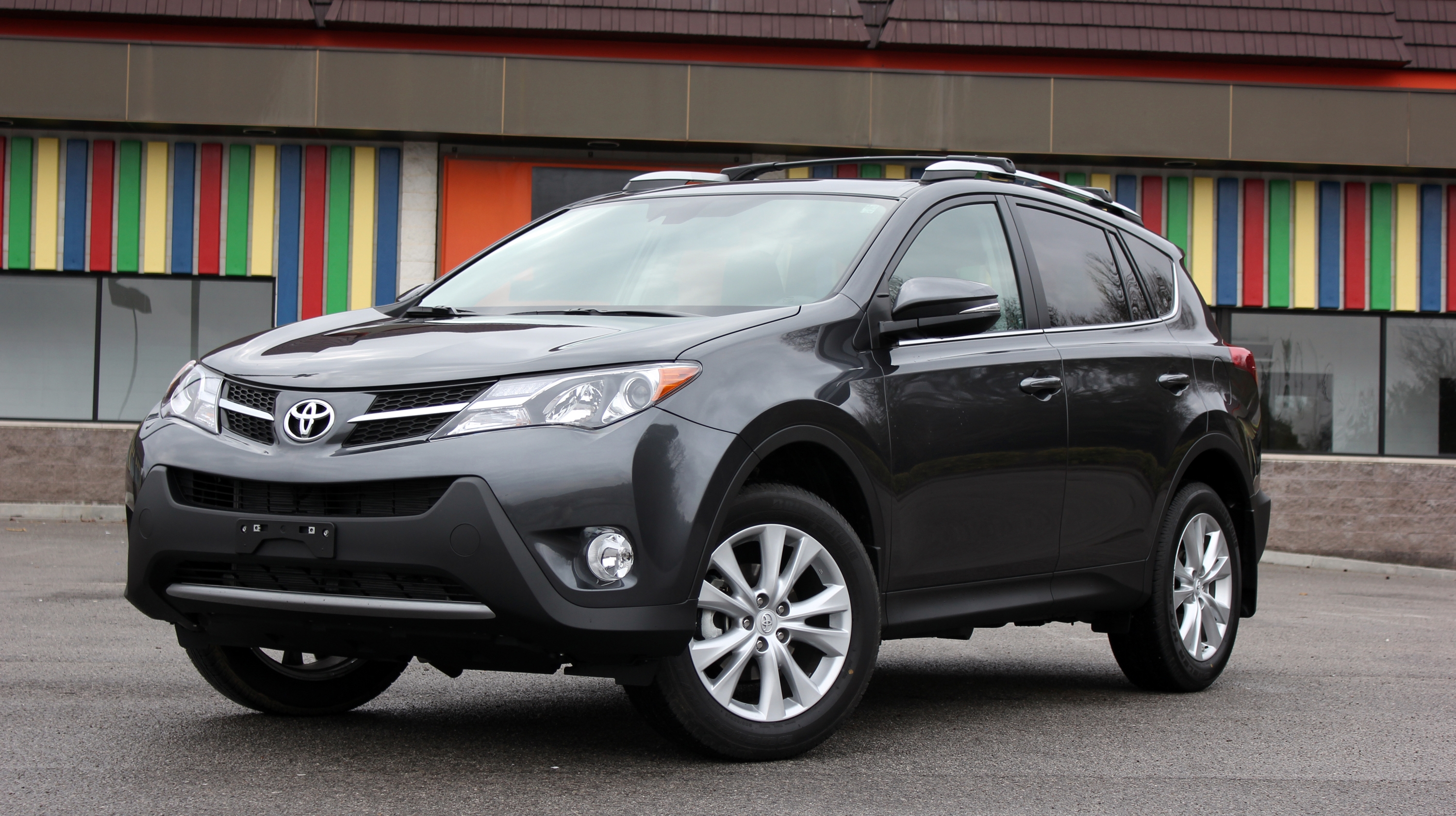 2015 toyota rav4 driven picture 617491 car review top speed. Black Bedroom Furniture Sets. Home Design Ideas