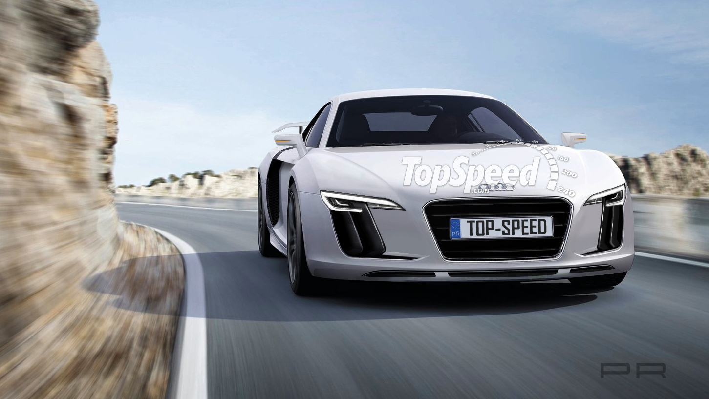 Audi R Top Speed - Audi r8 top speed