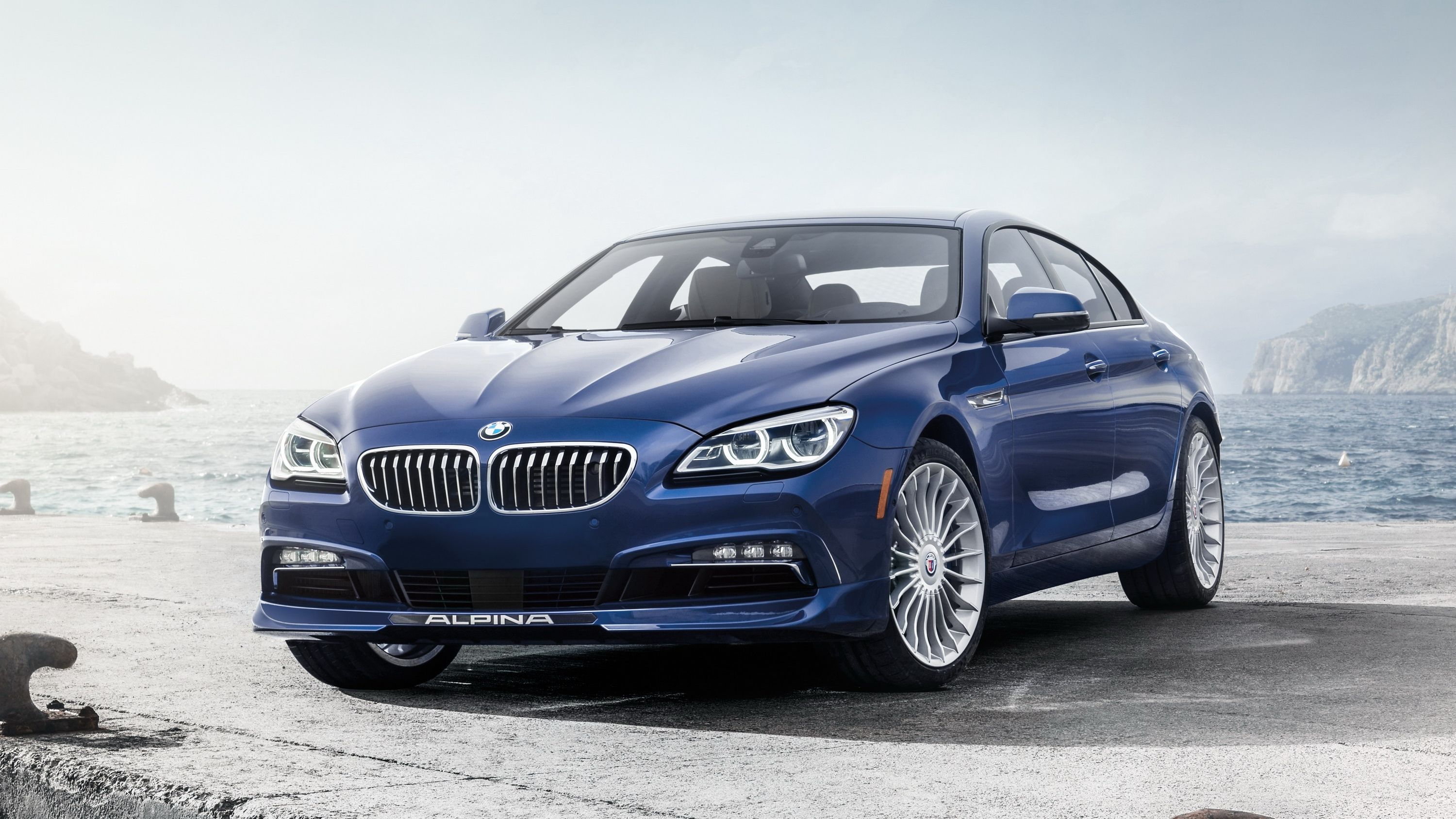 BMW Alpina B XDrive Gran Coupe Top Speed - Alpina bmw b6