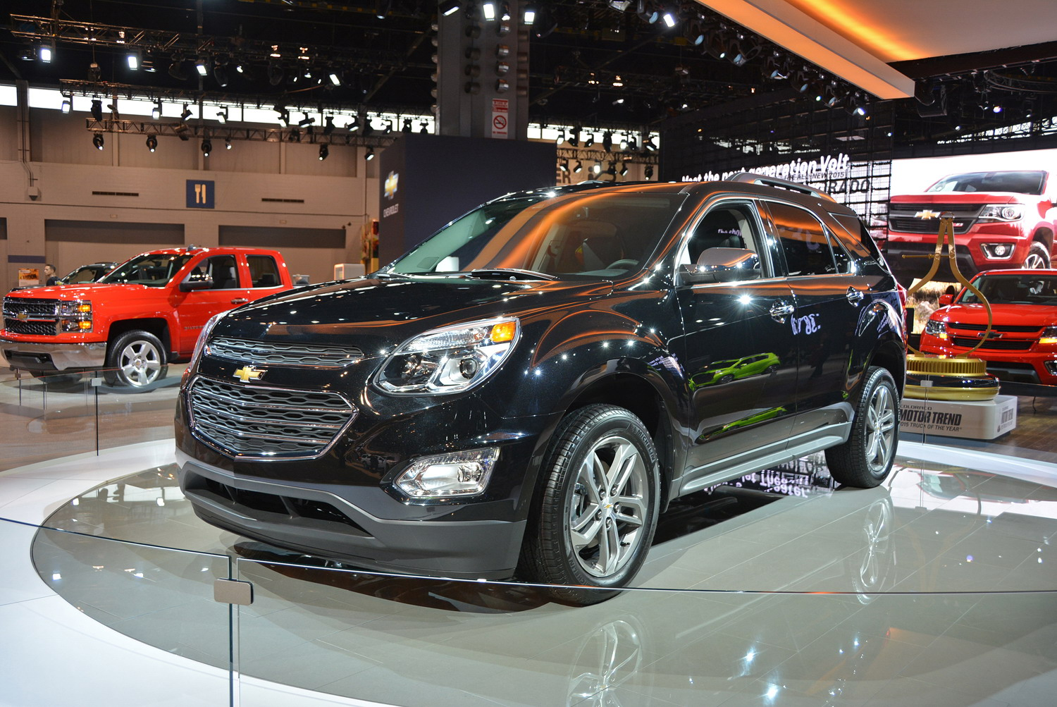 features image styles clean highlights equinox chevrolet test description