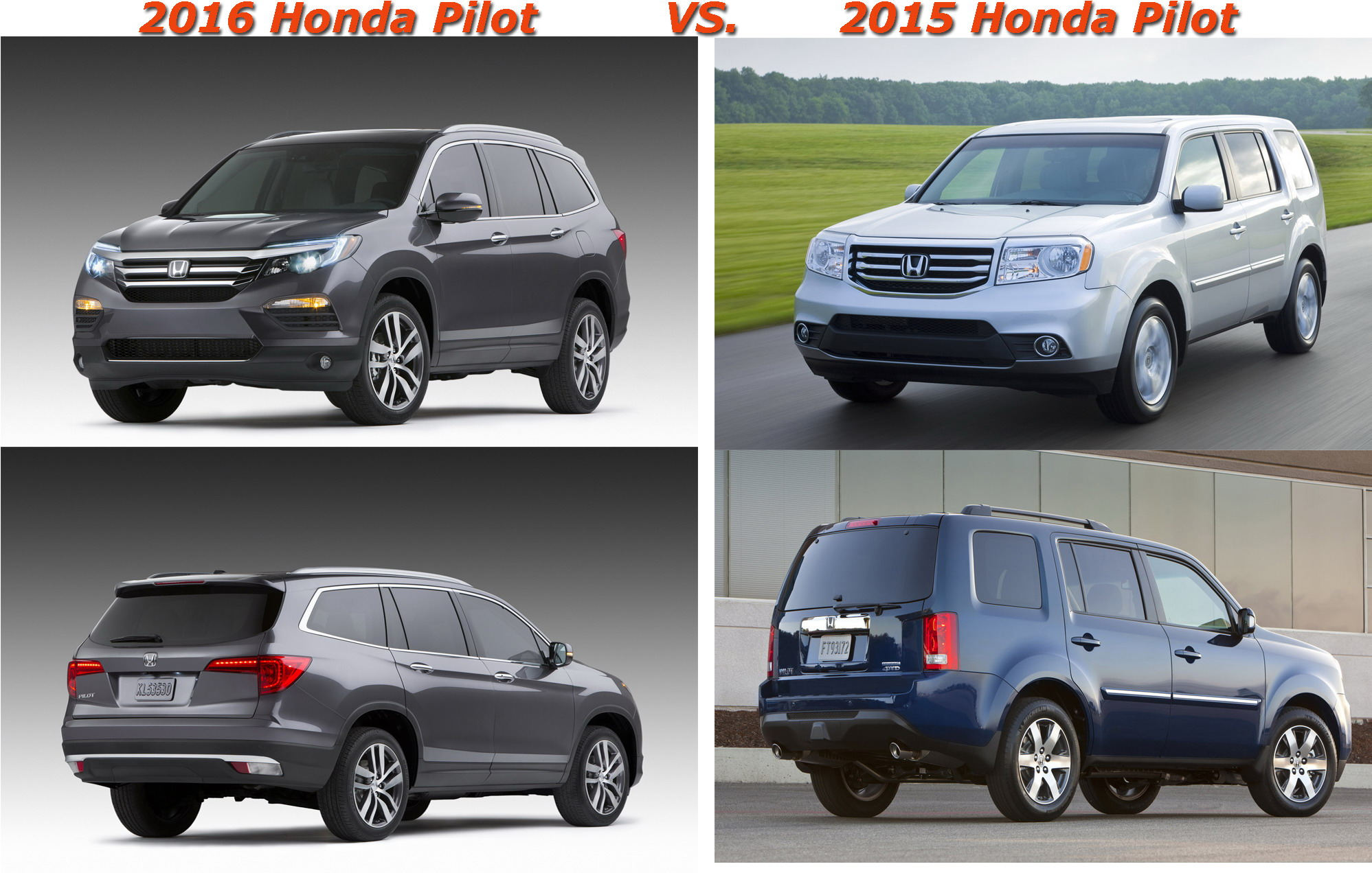 2016 honda pilot review top speed. Black Bedroom Furniture Sets. Home Design Ideas
