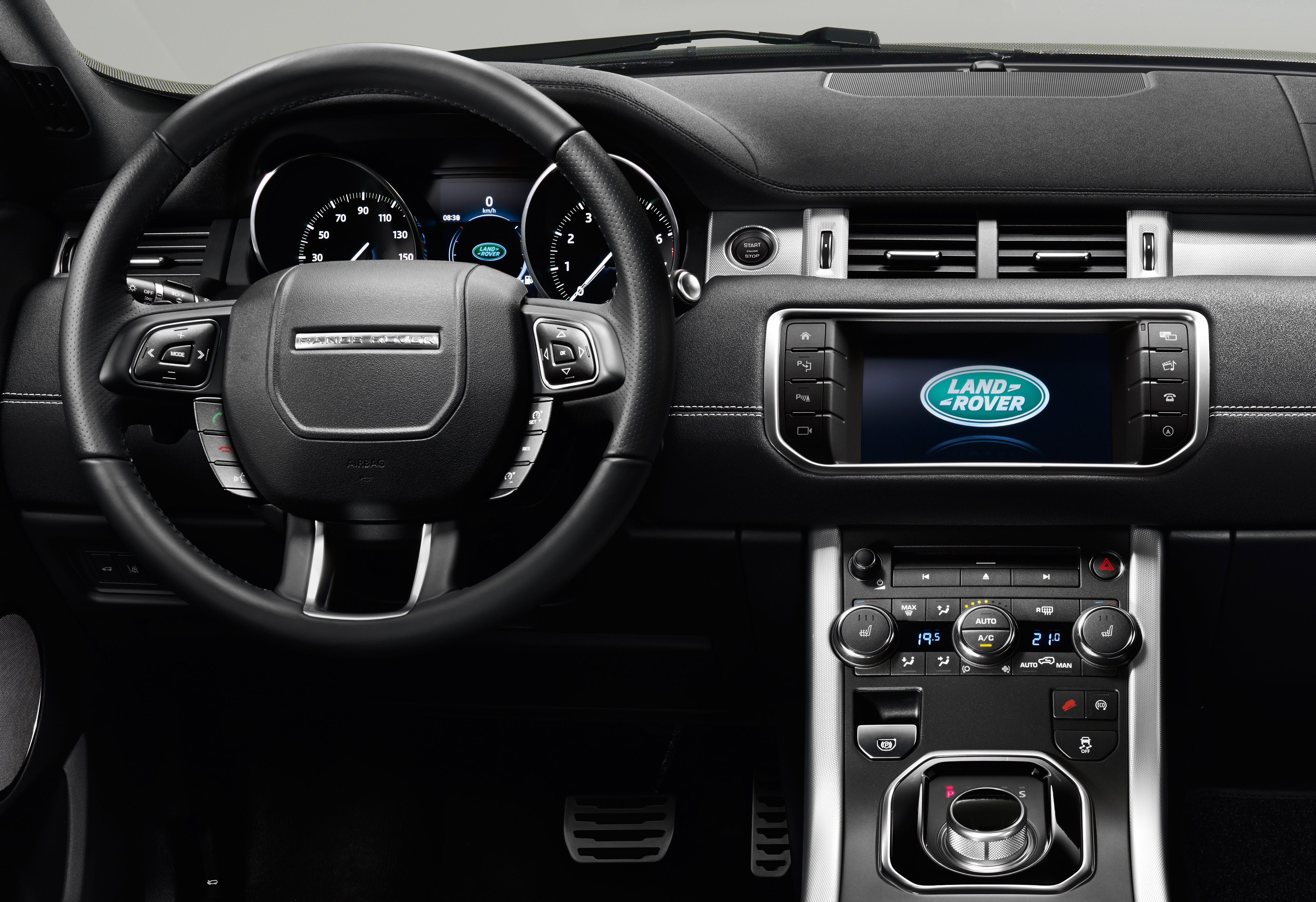 2016 land rover range rover evoque review top speed rh topspeed com range rover evoque manual o automatico Challenger Automatic or Manual