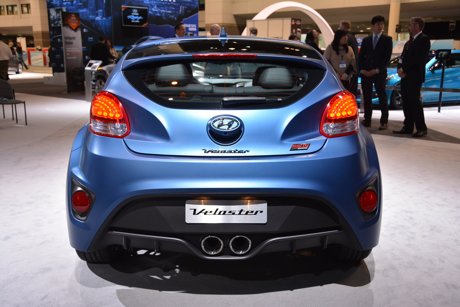 2016 hyundai veloster rally edition review top speed. Black Bedroom Furniture Sets. Home Design Ideas