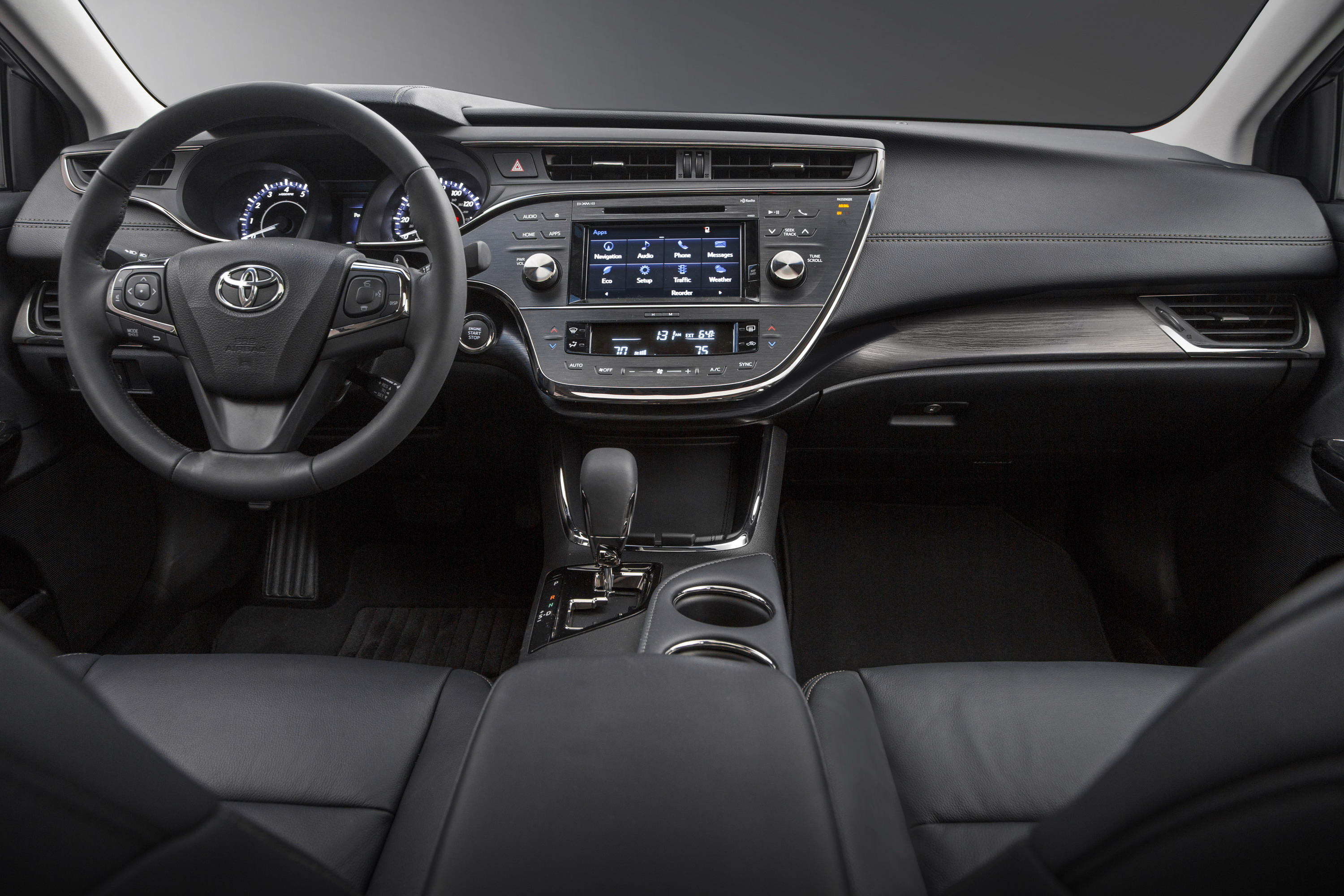 a junior either limited review canada toyota lexus interior or avalon it s