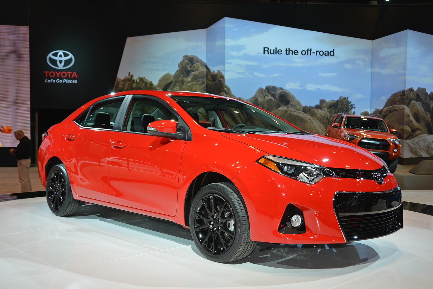 2016 toyota corolla special edition review top speed. Black Bedroom Furniture Sets. Home Design Ideas