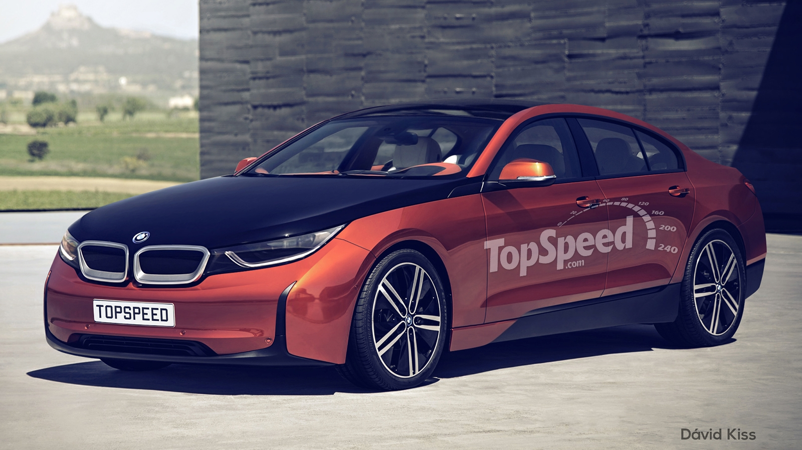 2018 Bmw I5 Pictures Photos Wallpapers Top Speed
