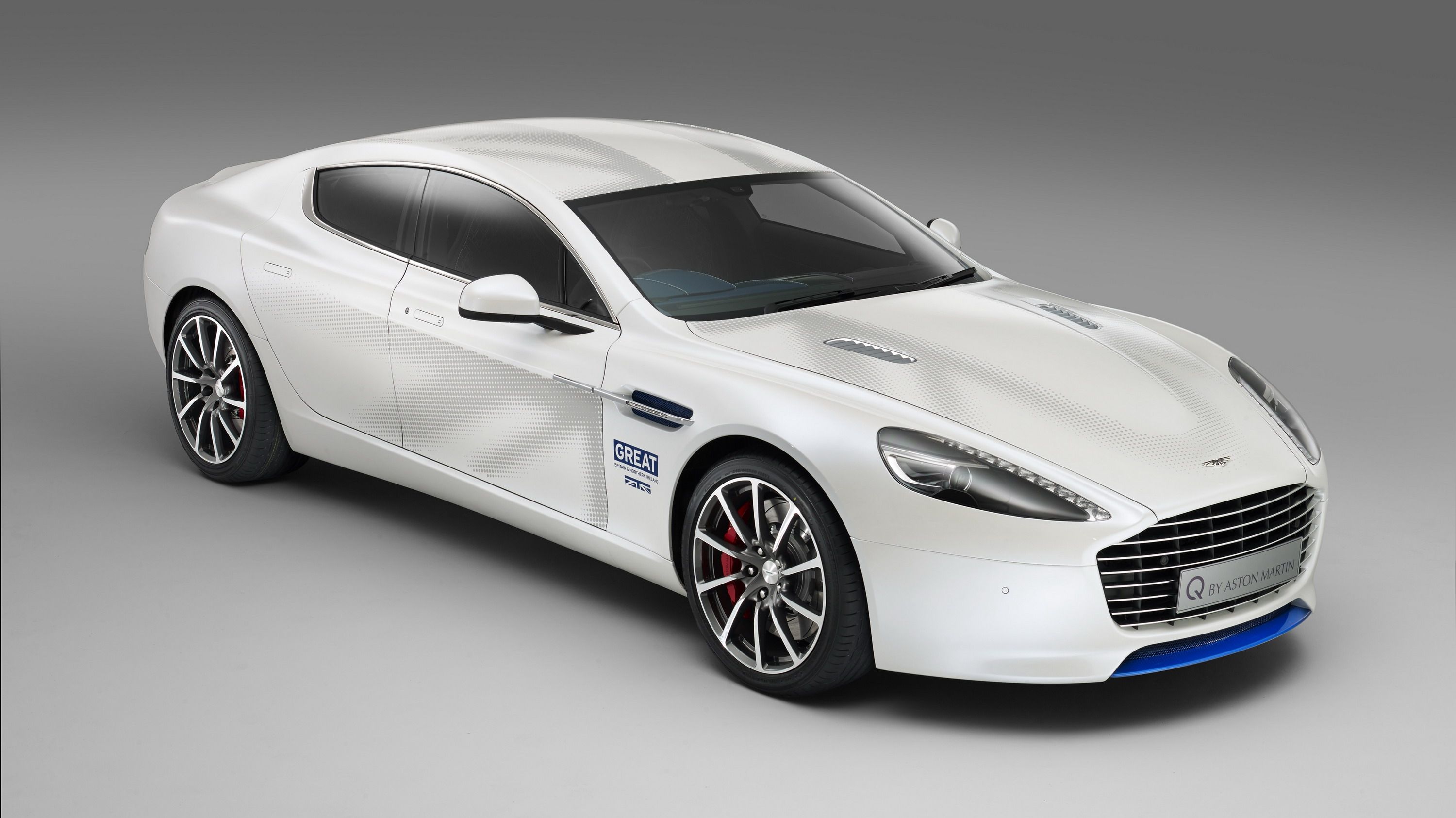 2015 Aston Martin Rapide S Great Edition Top Speed