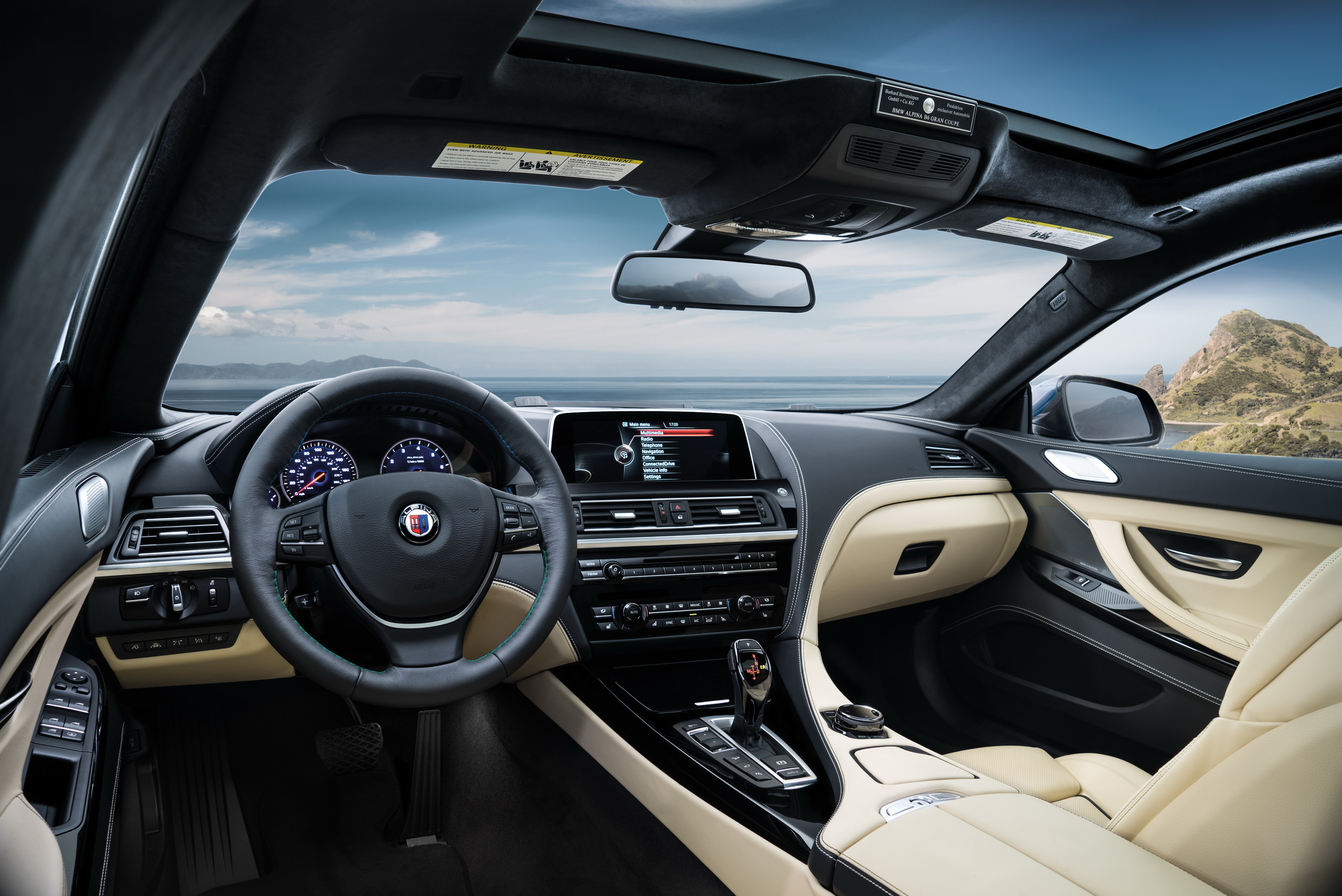 BMW Alpina B6 >> 2016 Bmw Alpina B6 Xdrive Gran Coupe Top Speed