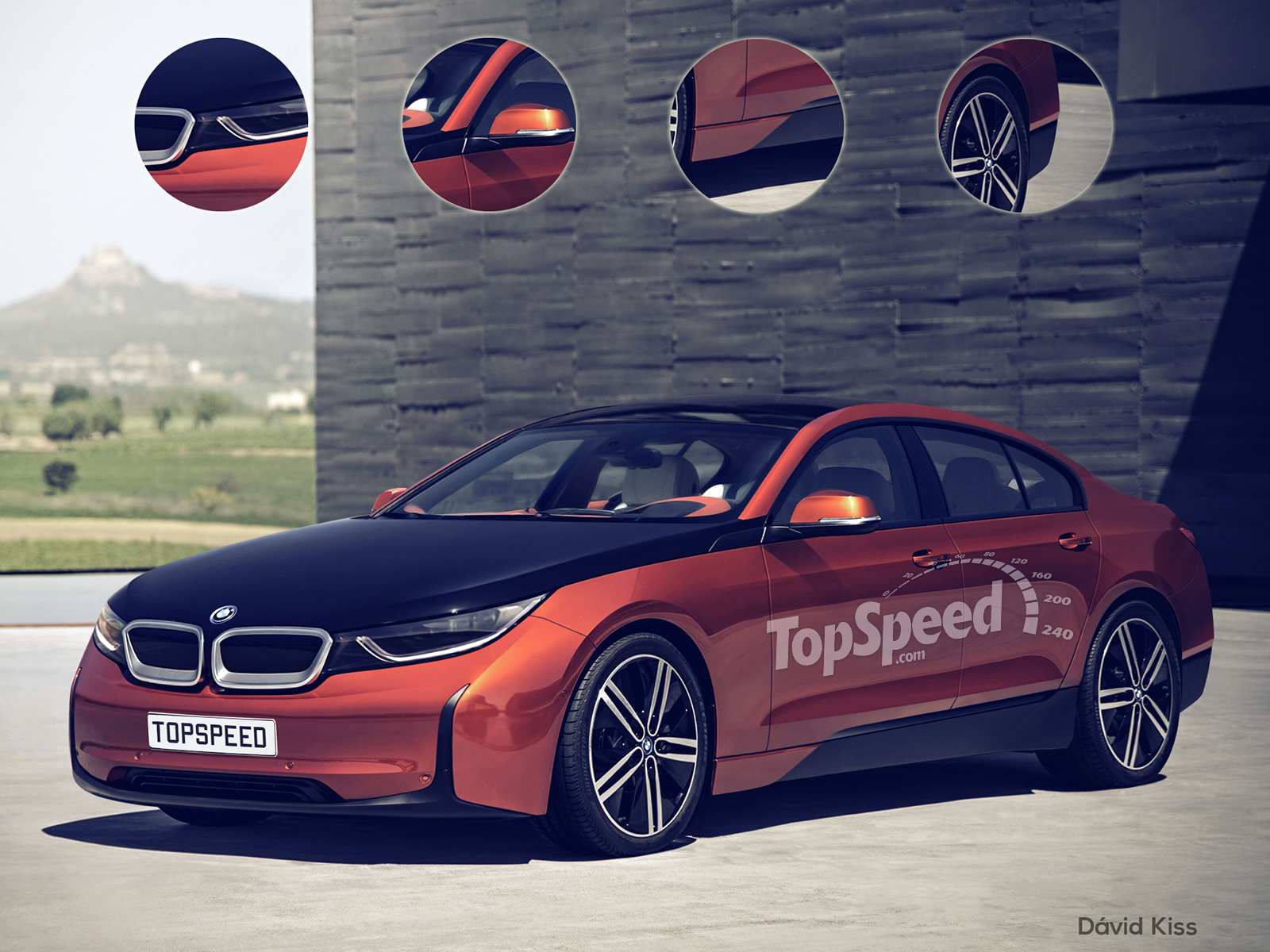 Bmw I5 Reviews Specs Prices Photos And Videos Top Speed