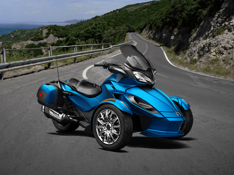 2015 can am spyder st limited review top speed. Black Bedroom Furniture Sets. Home Design Ideas