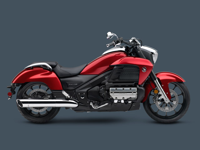 2015 Honda Gold Wing Valkyrie | Top Speed