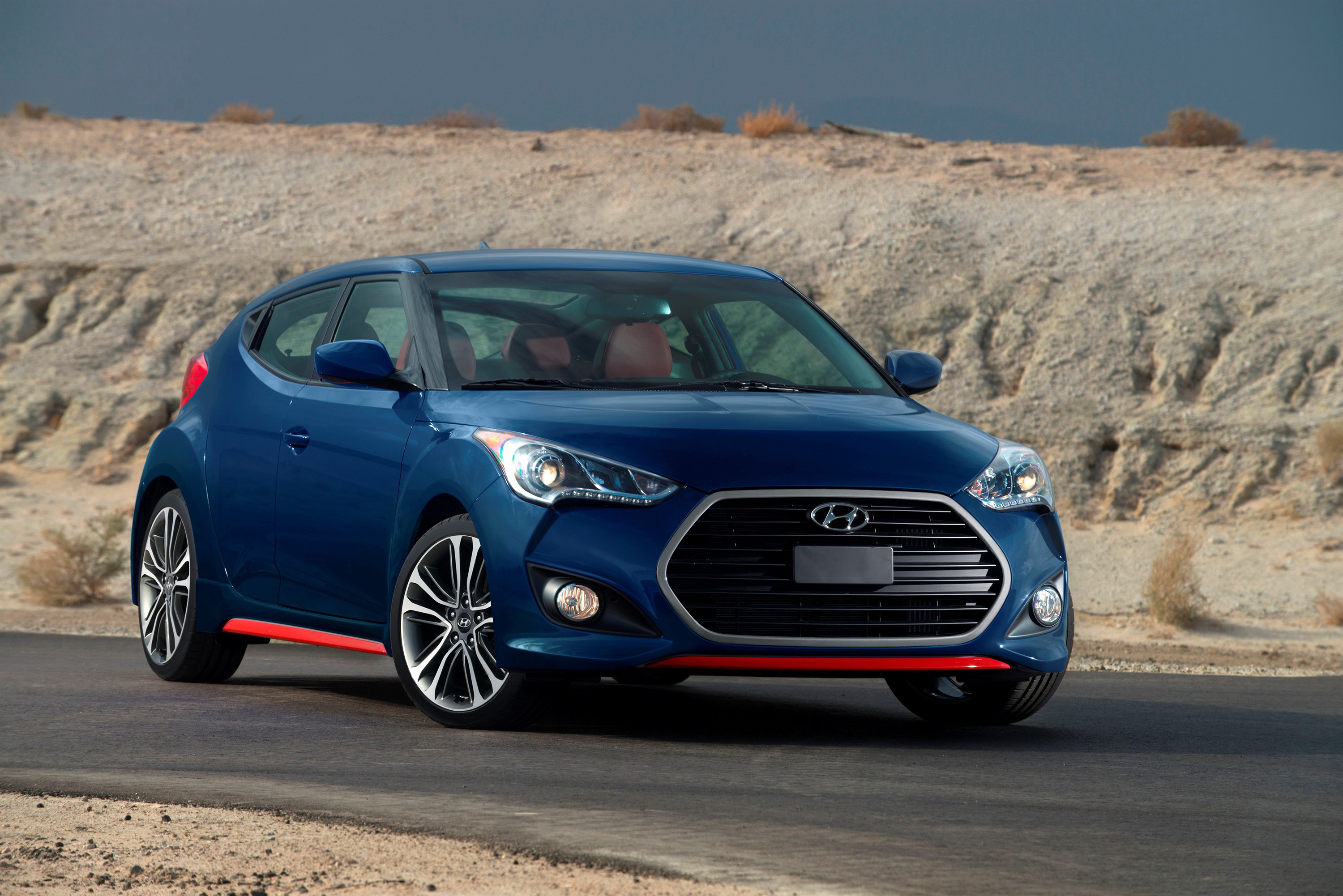 2016 Hyundai Veloster Turbo R-Spec | Top Speed