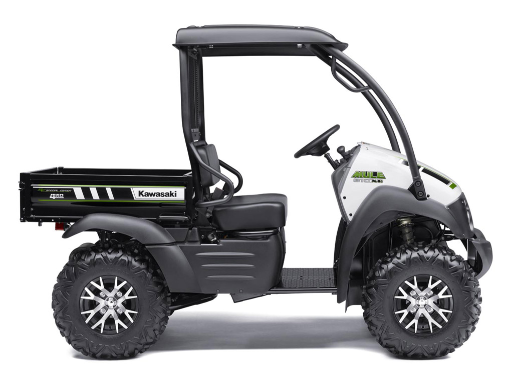 Kawasaki Mule X Reviews