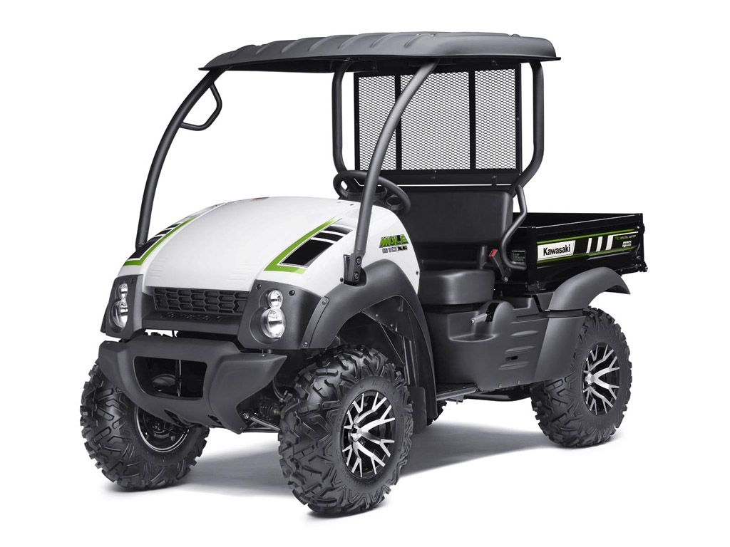 Kawasaki Mule Top Speed
