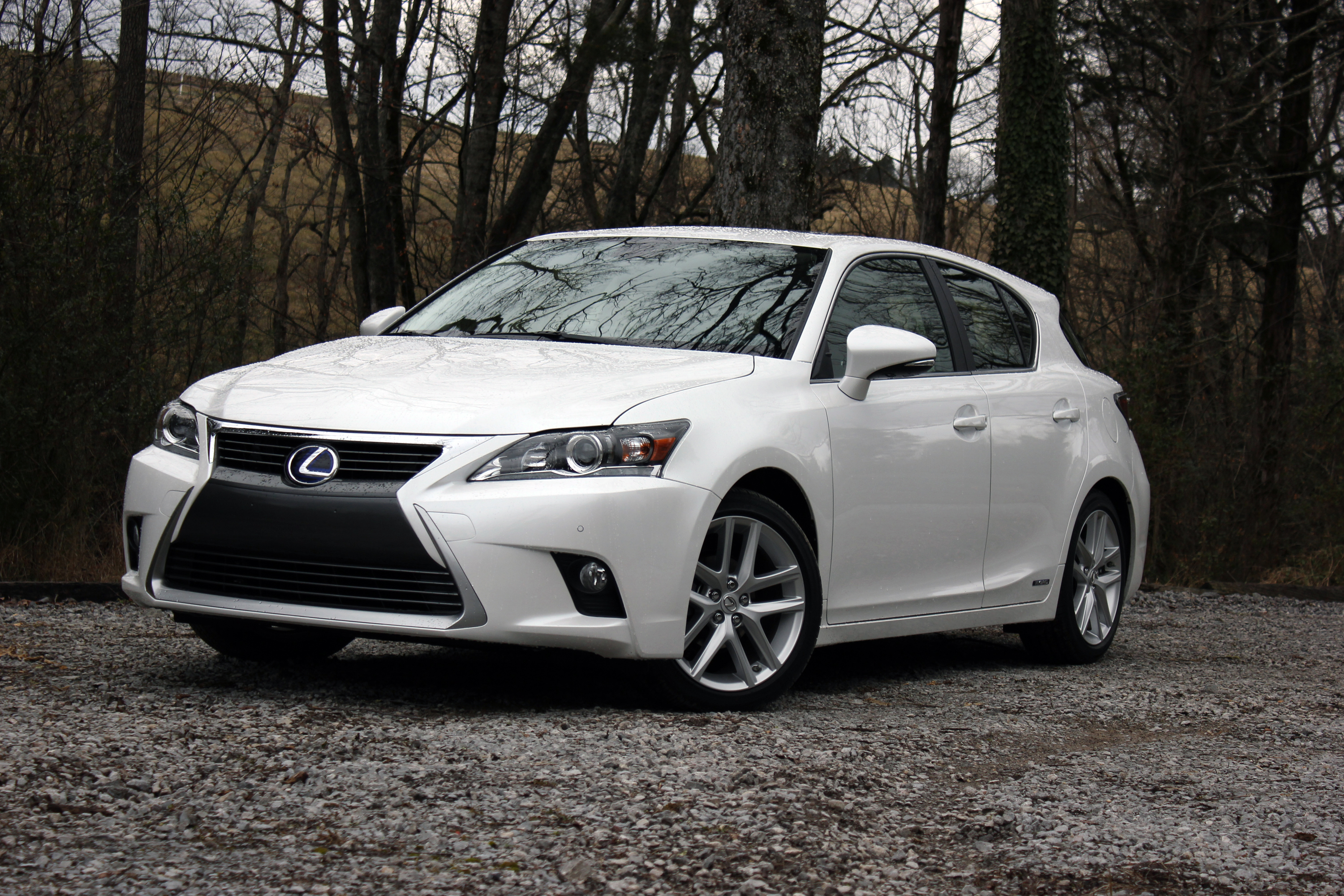 sexiness of the hybrid pounds lexus dsc is ct