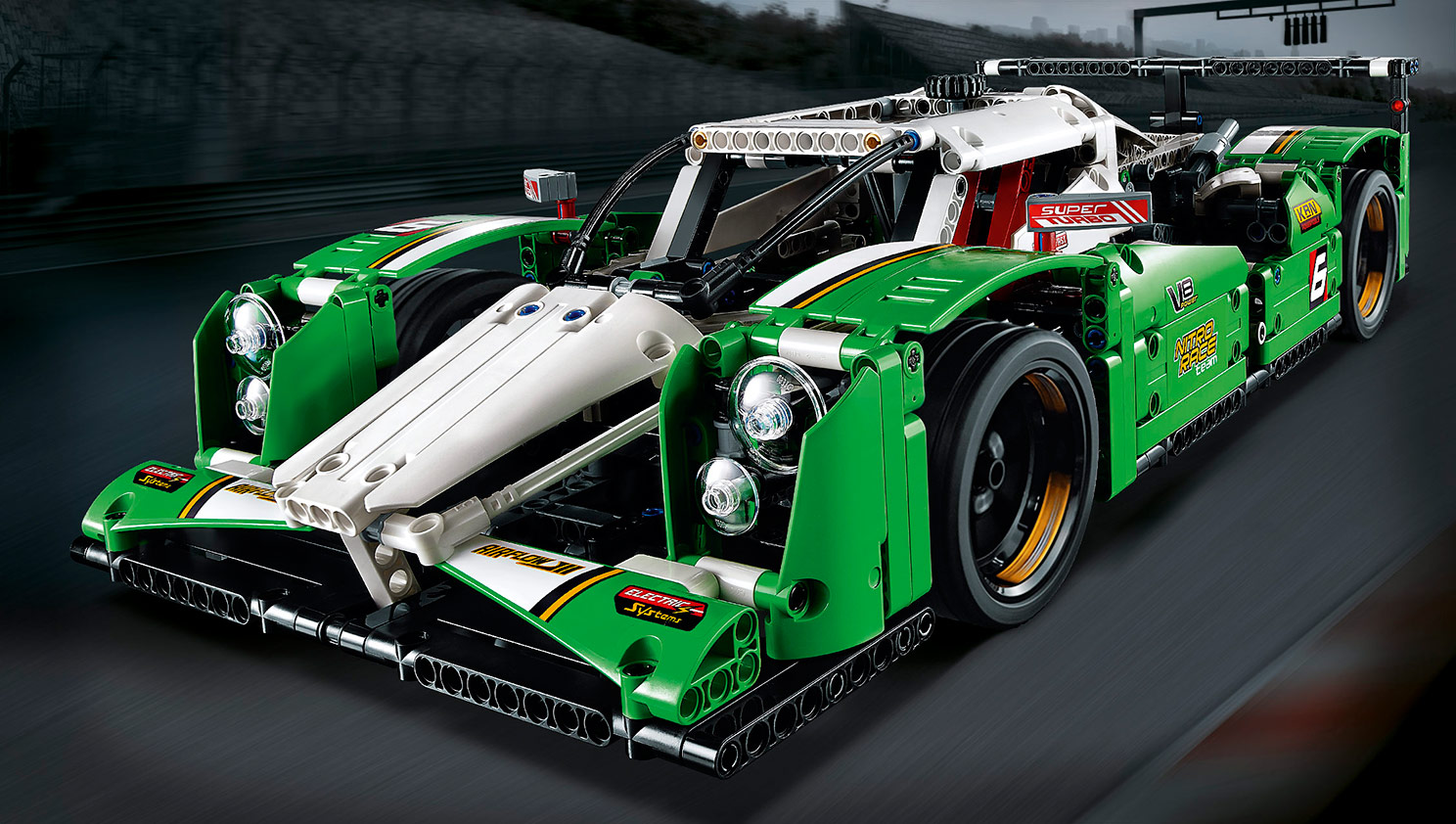 New Lego Technic Automotive Models Are Amazing Top Speed