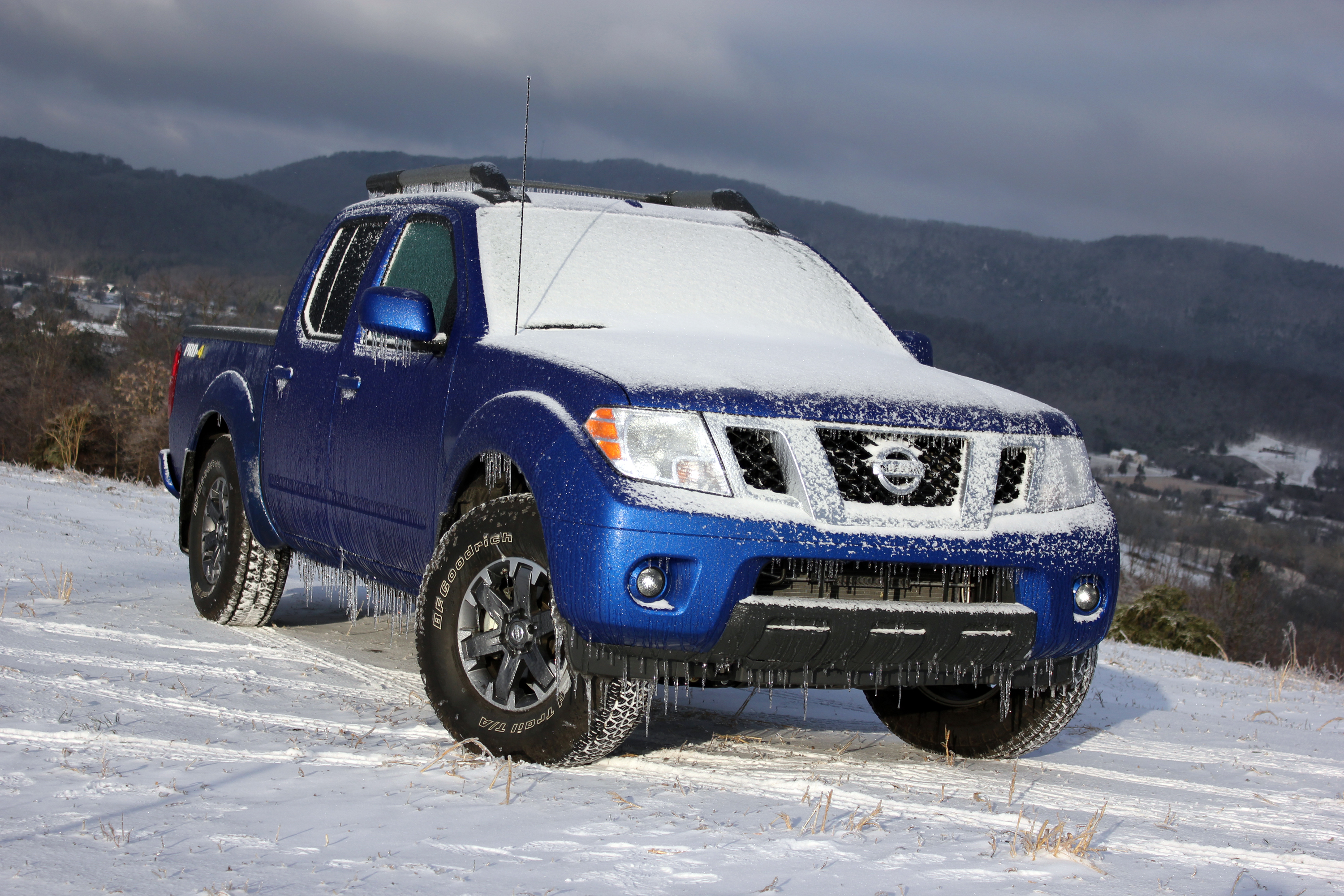 custom vehicles car photos barn more the used frontier nissan