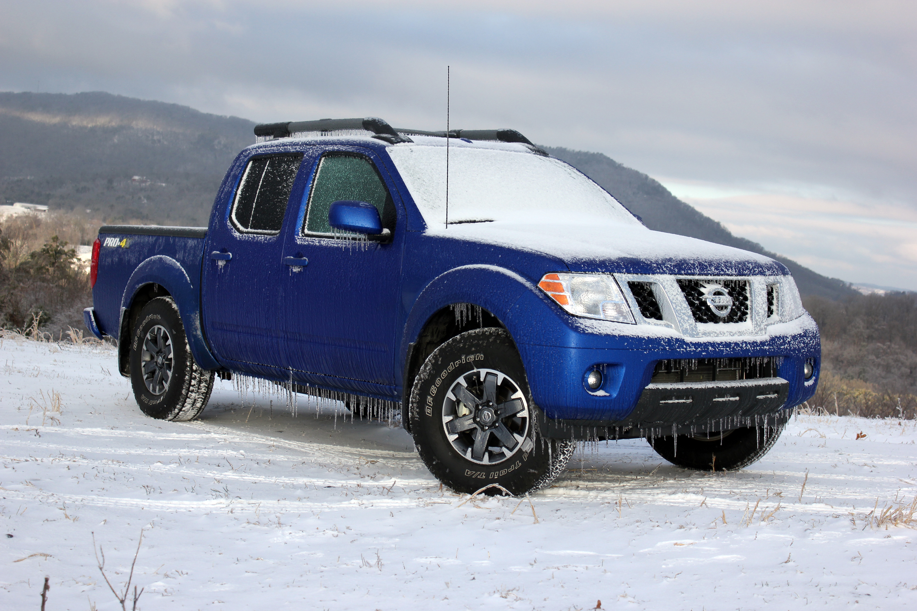 Marvelous 2015 Nissan Frontier Pro4X   Driven | Top Speed. »