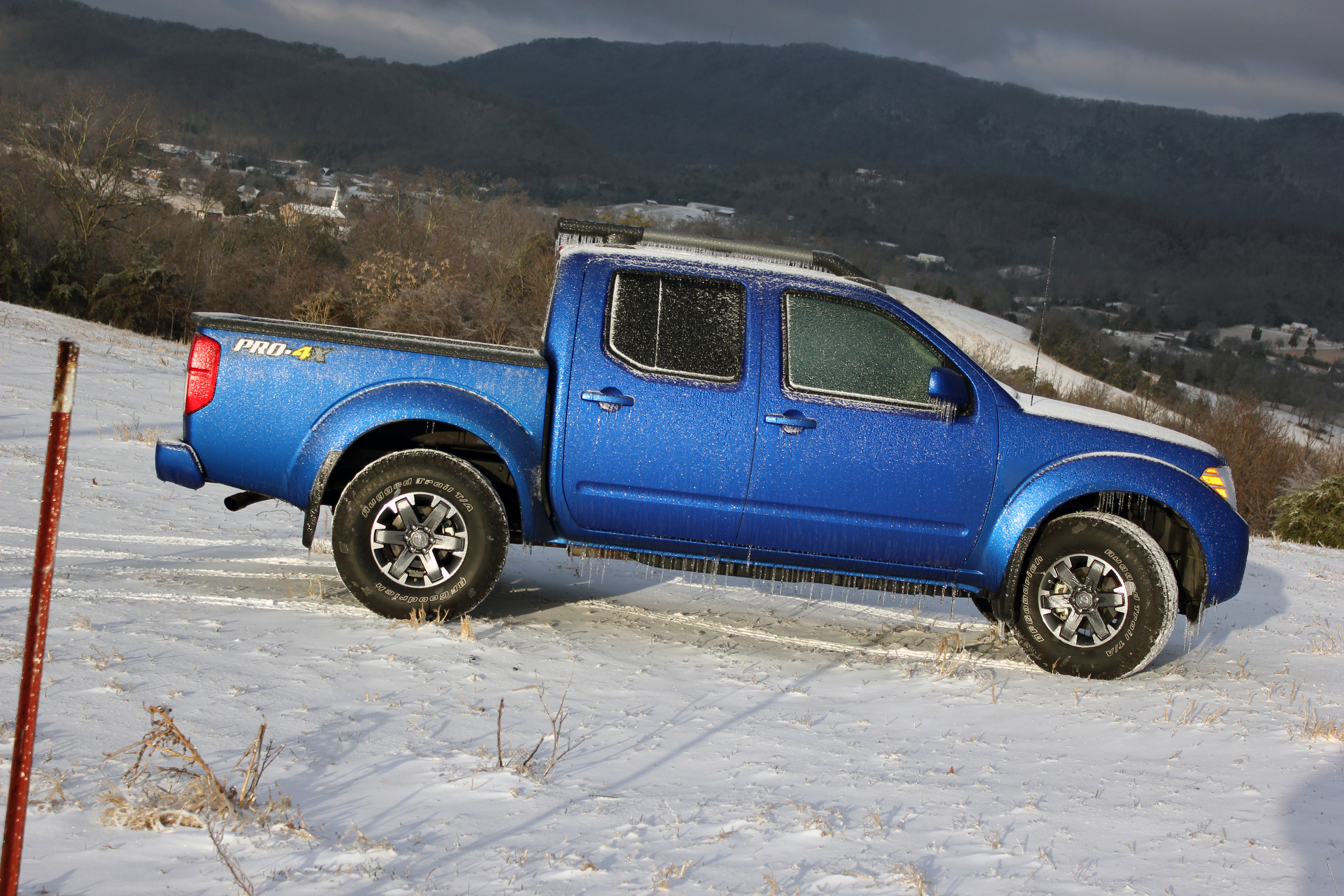 2015 Nissan Frontier Pro4X   Driven | Top Speed. »