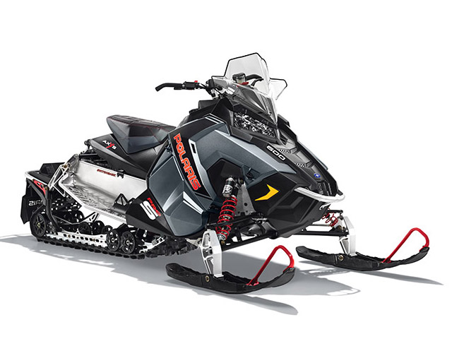 Polaris Switchba on Snow Pro Parts