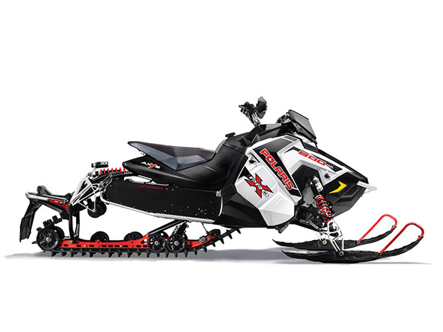 How To Make A Bump Key >> 2015 Polaris 800 Switchback PRO-X | Top Speed