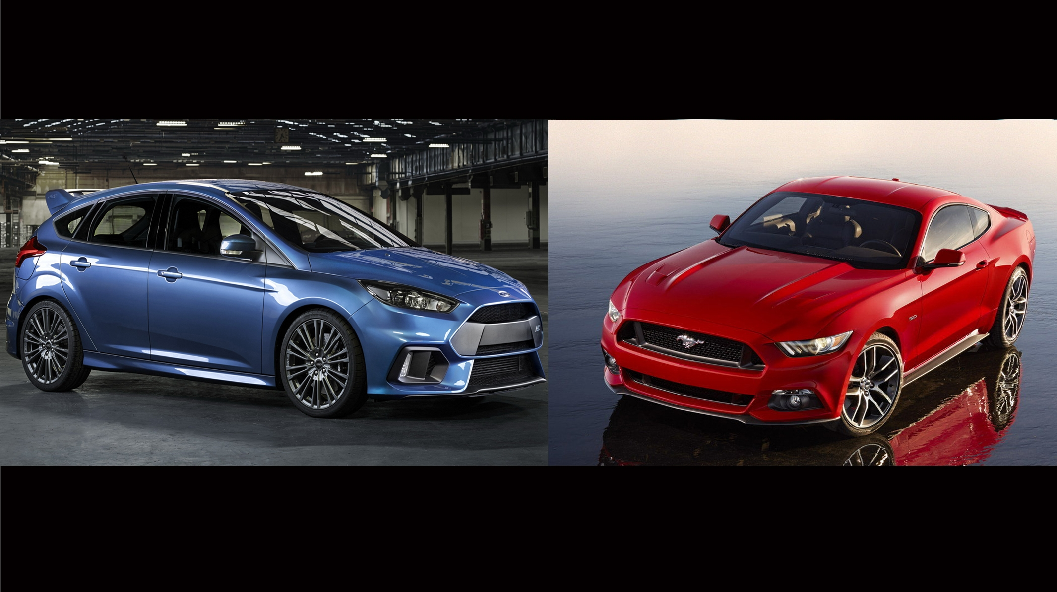 2016 ford focus rs vs 2015 ford mustang news gallery top speed. Black Bedroom Furniture Sets. Home Design Ideas