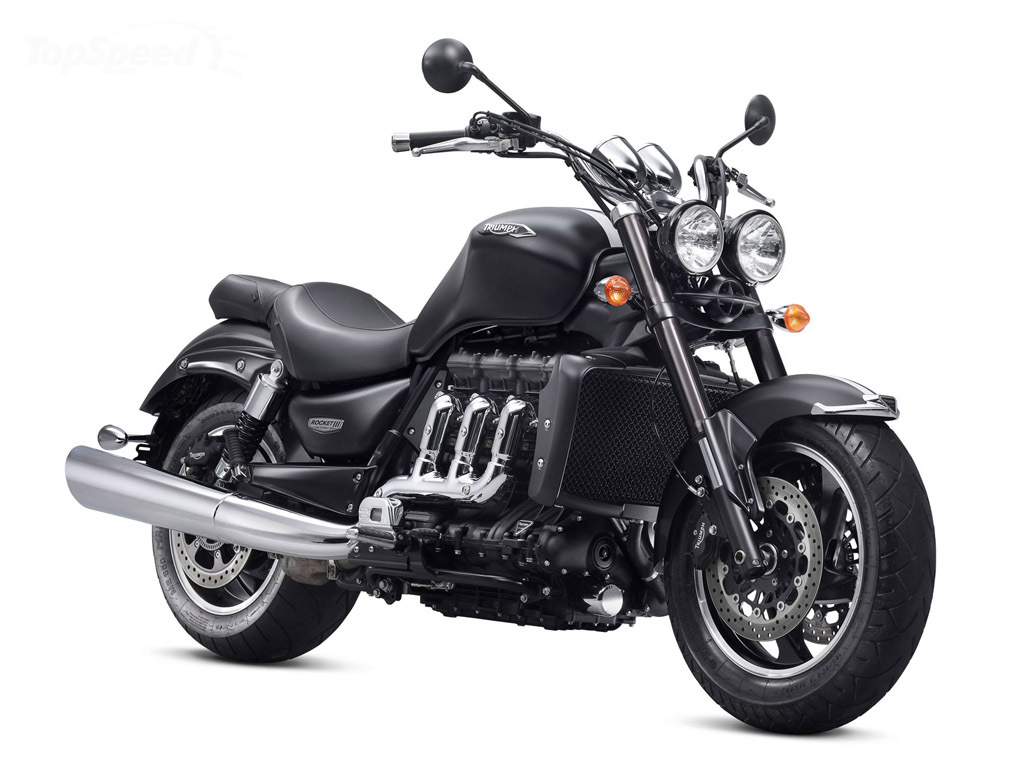 triumph rocket iii motorcycle - photo #8