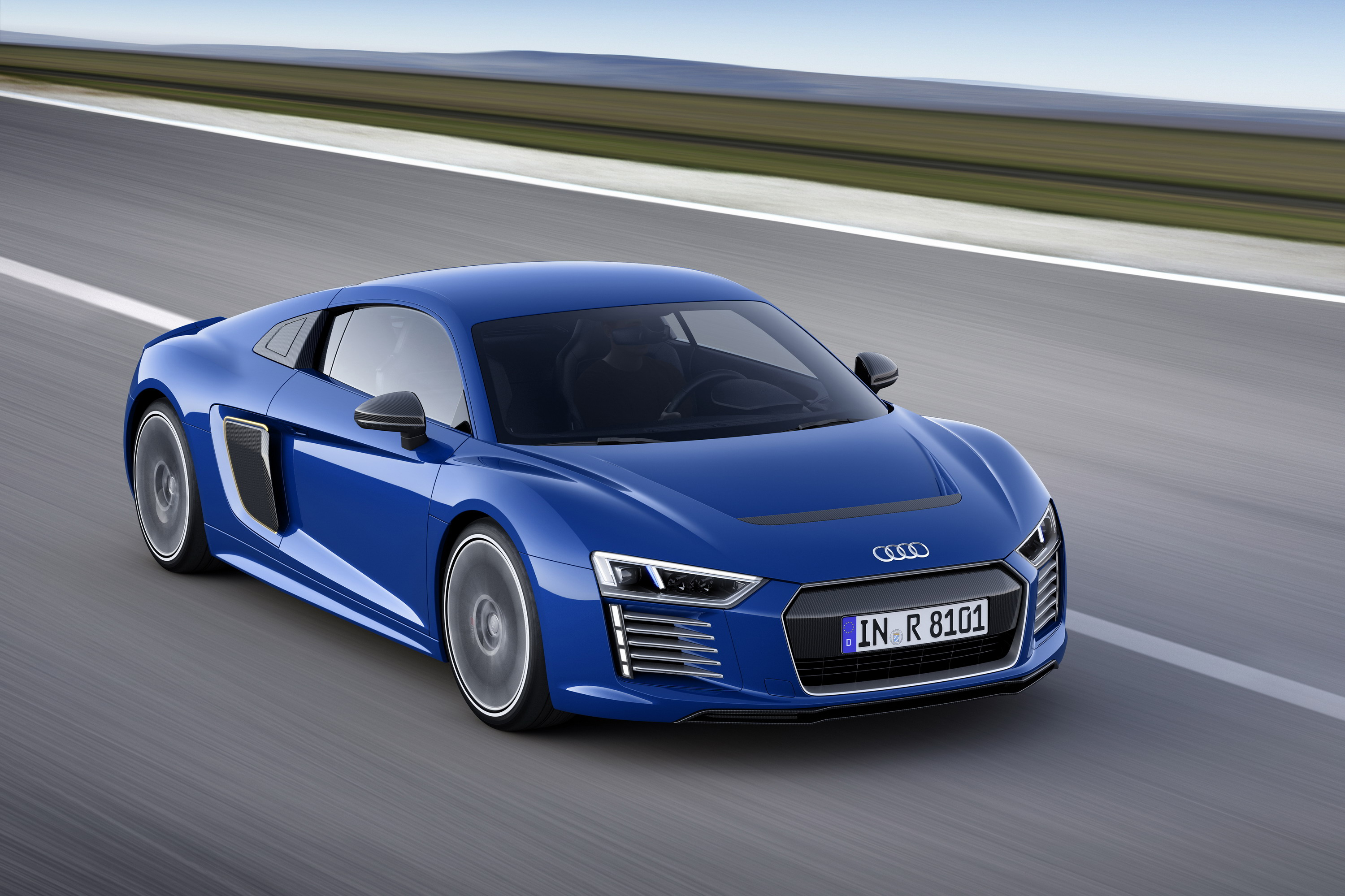 2016 Audi R8 E Tron Review Top Speed