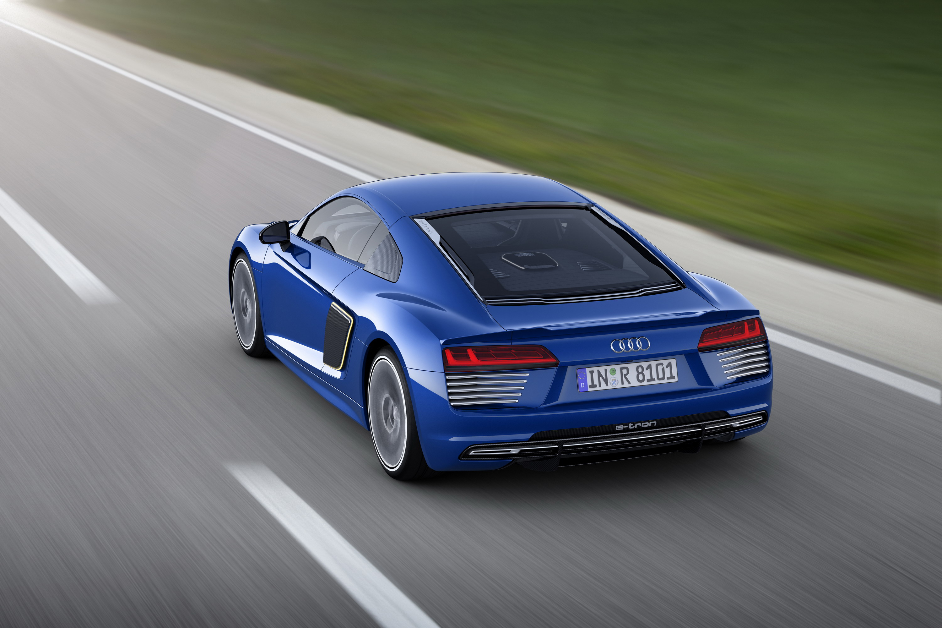 2016 Audi R8 E Tron Review   Top Speed. »