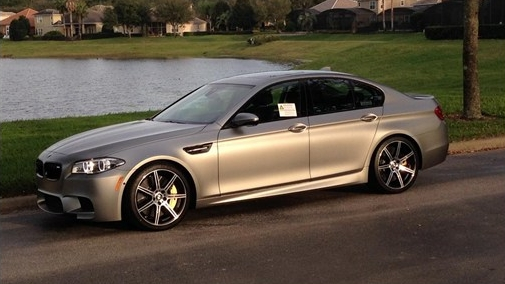 2015 bmw m5 30 jahre special edition can be yours for 325k news top speed. Black Bedroom Furniture Sets. Home Design Ideas