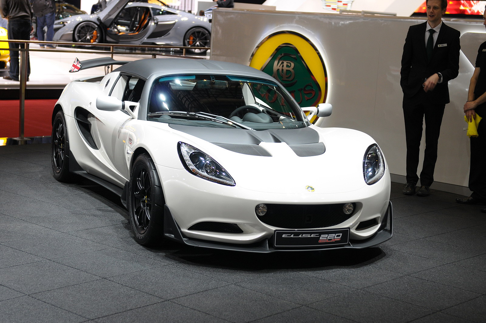 2015 Lotus Elise S Cup | Top Speed