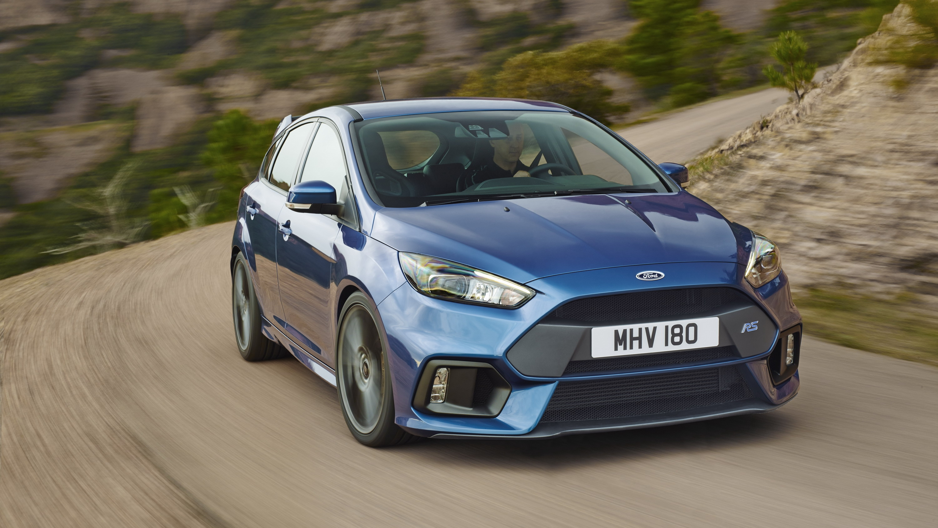 Is the next gen ford focus rs going to come with a hybrid top speed
