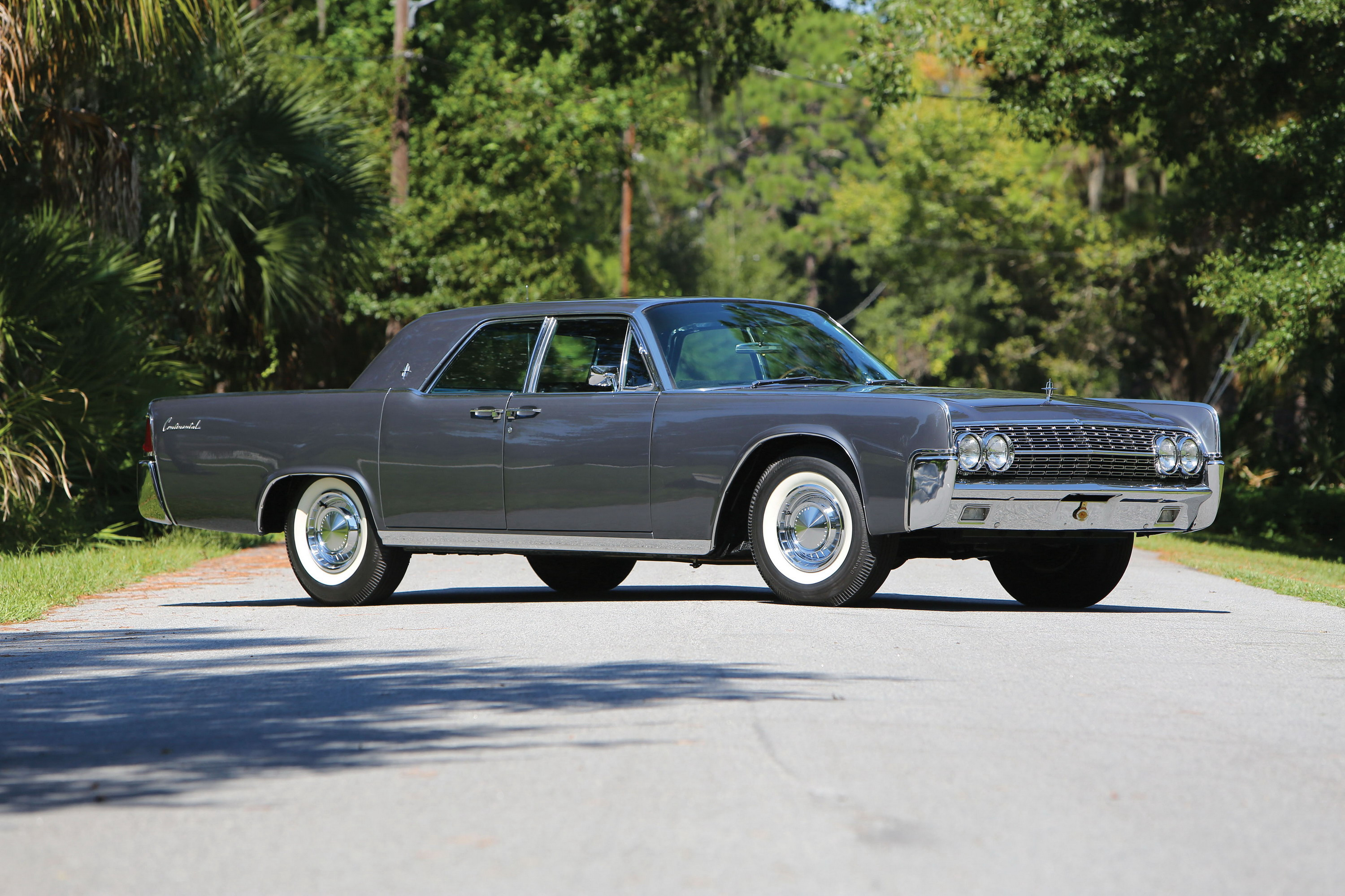 2017 Lincoln Continental | Top Speed