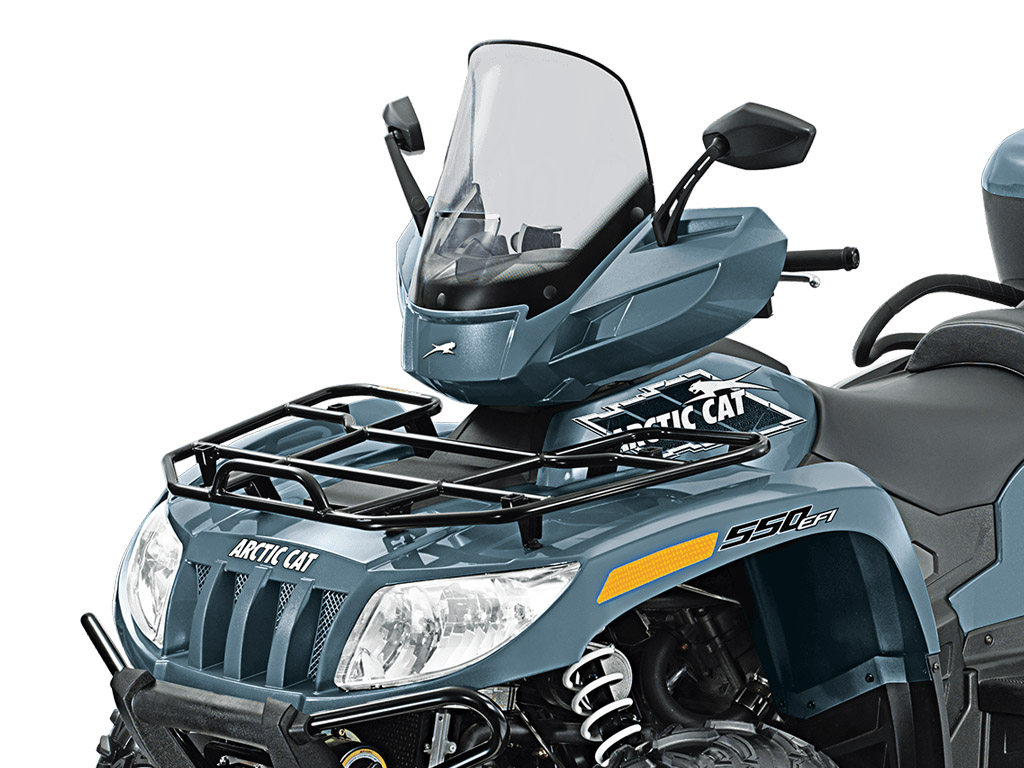 Arctic Cat Trv  Limited Review