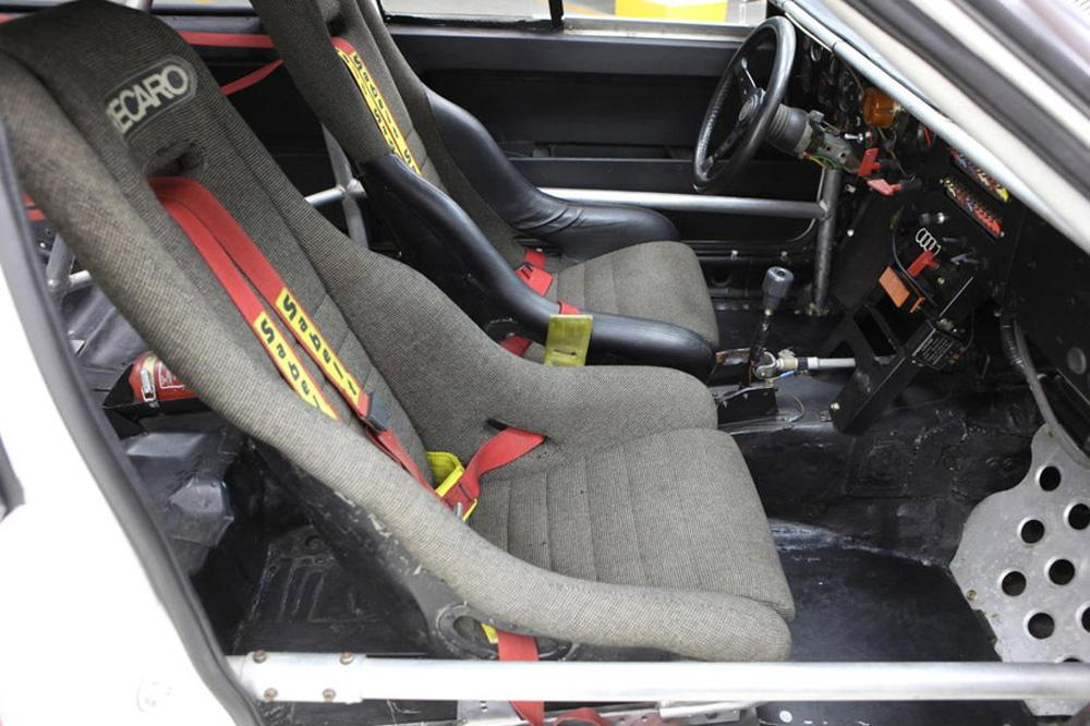 1982 Audi Quattro A1 Group B Rally Car Top Speed