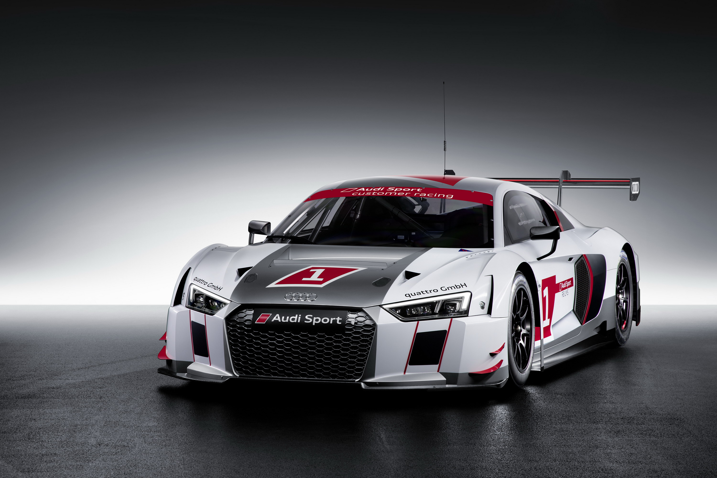 2015 Audi R8 Lms Top Speed