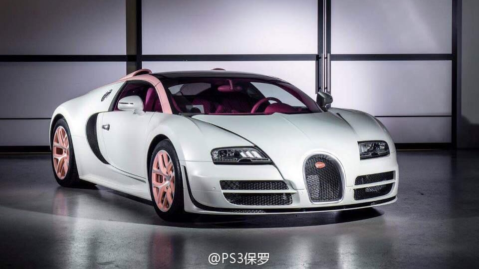 2015 bugatti veyron grand sport vitesse cristal edition review gallery top speed. Black Bedroom Furniture Sets. Home Design Ideas