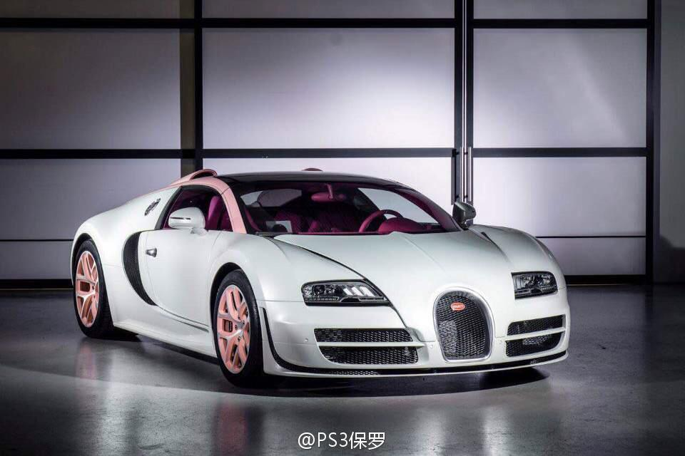 2015 Bugatti Veyron Grand Sport Vitesse Cristal Edition | Top Speed. »