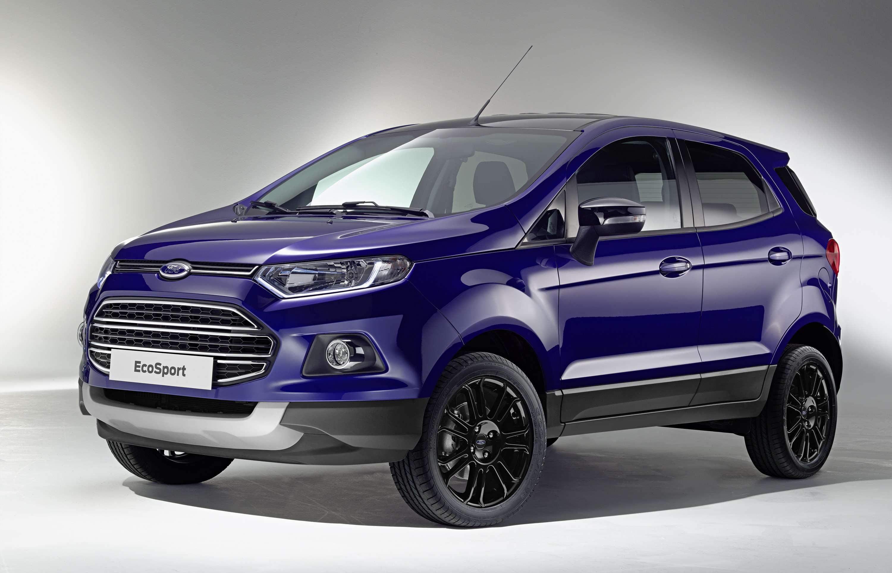 2015 Ford Ecosport S Top Speed