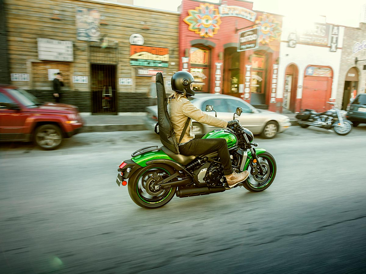 2015 Kawasaki Vulcan S | Top Speed