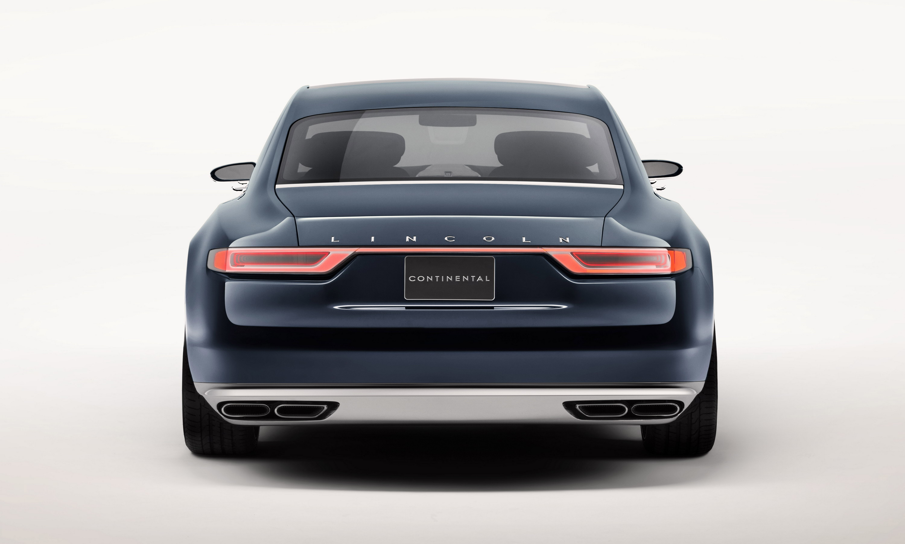 lincoln-continental--7 Outstanding Lincoln Continental New York Auto Show Cars Trend