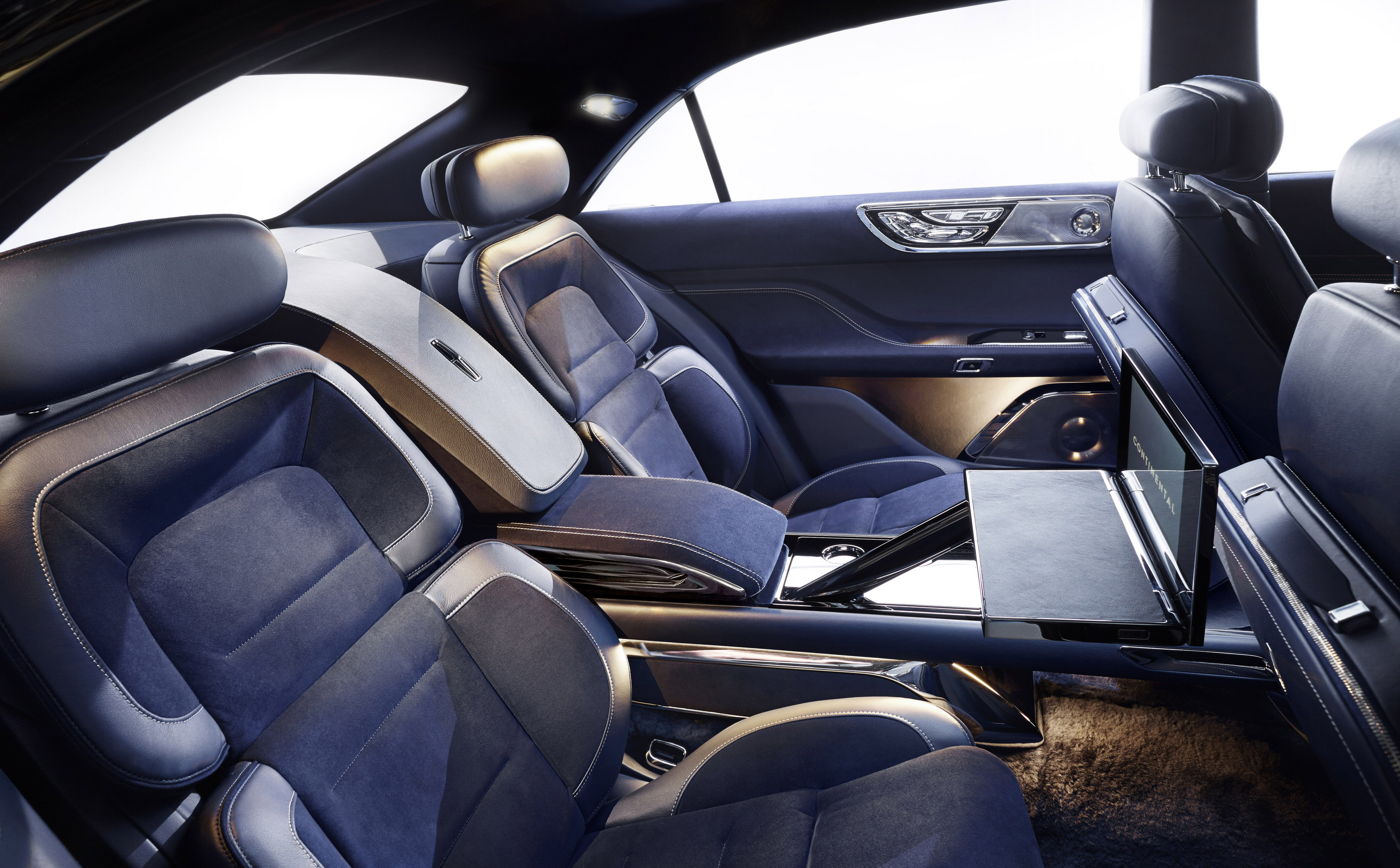 concept lincoln revealed continental review car interior price