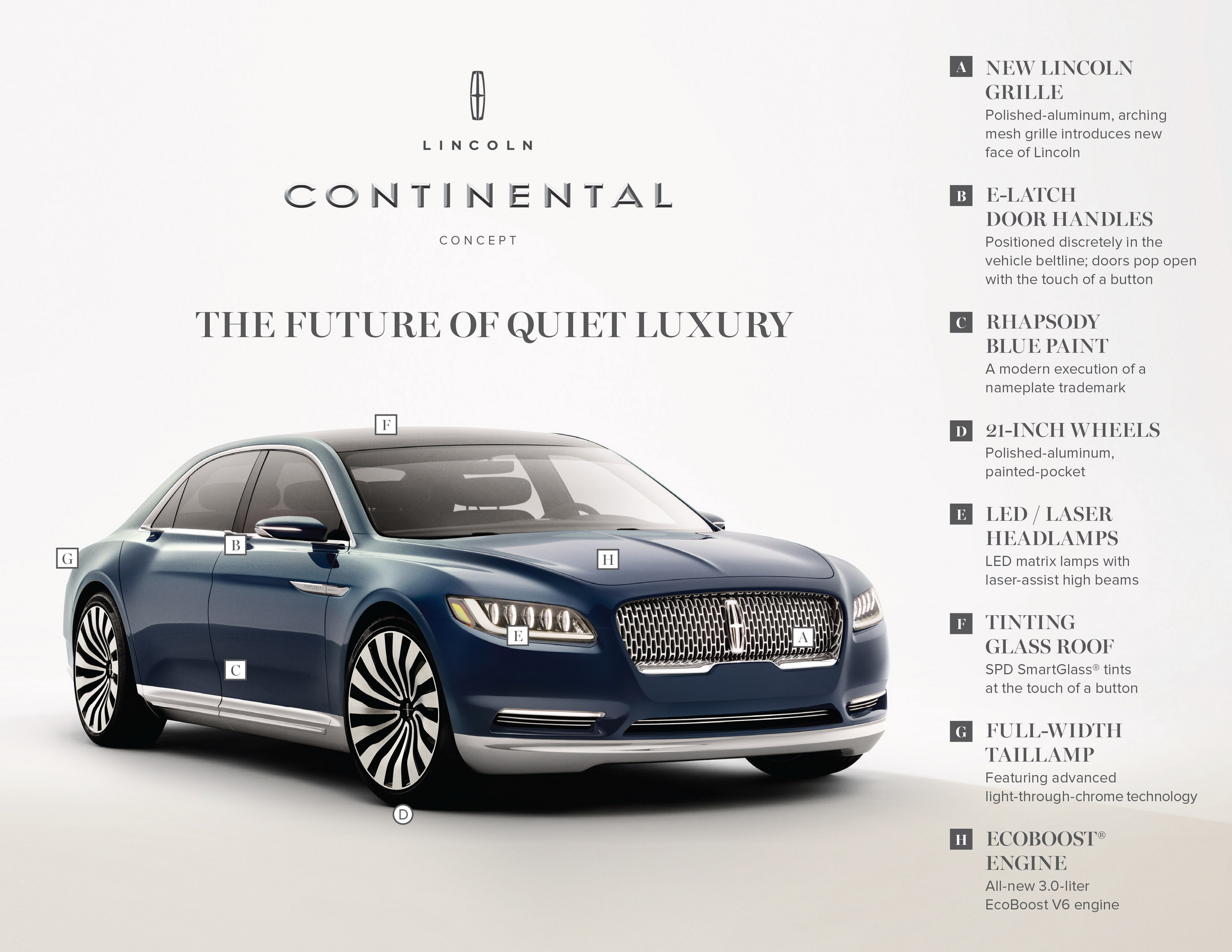 price review specs continental engine lincoln redesign changes exterior interior