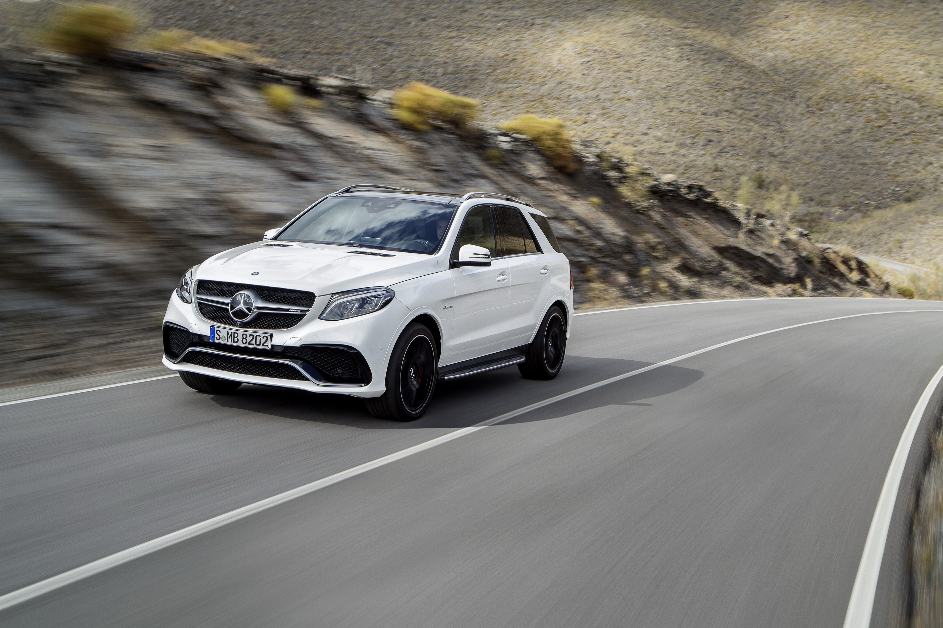2016 Mercedes Amg Gle63 Top Speed
