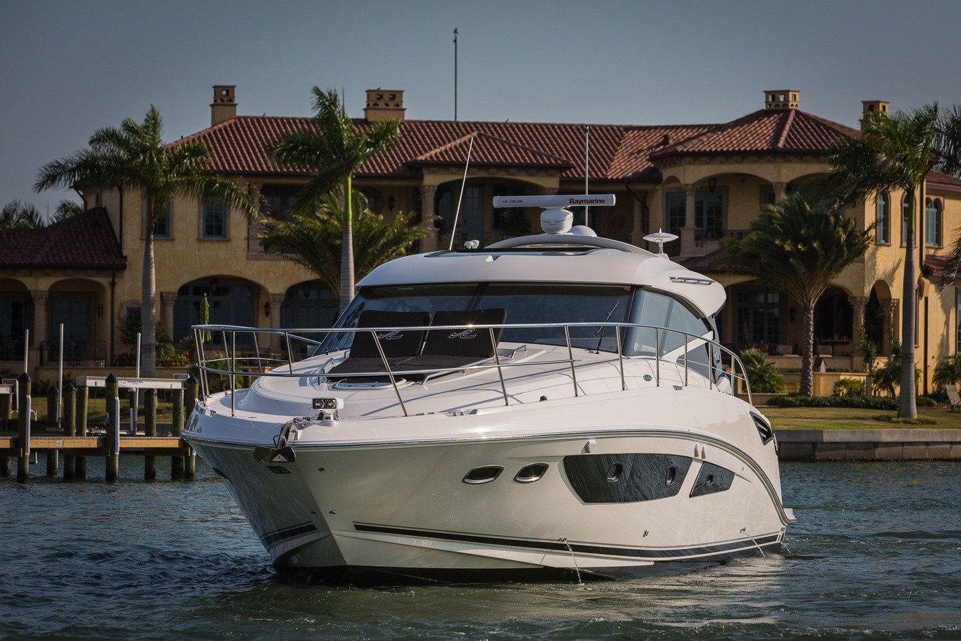 2015 Sea Ray 470 Sundancer | Top Speed