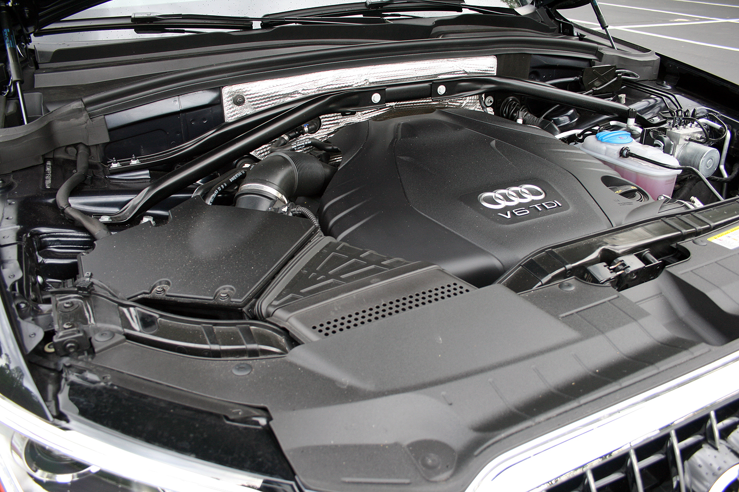 2015 Audi Q5 Tdi Driven Top Speed