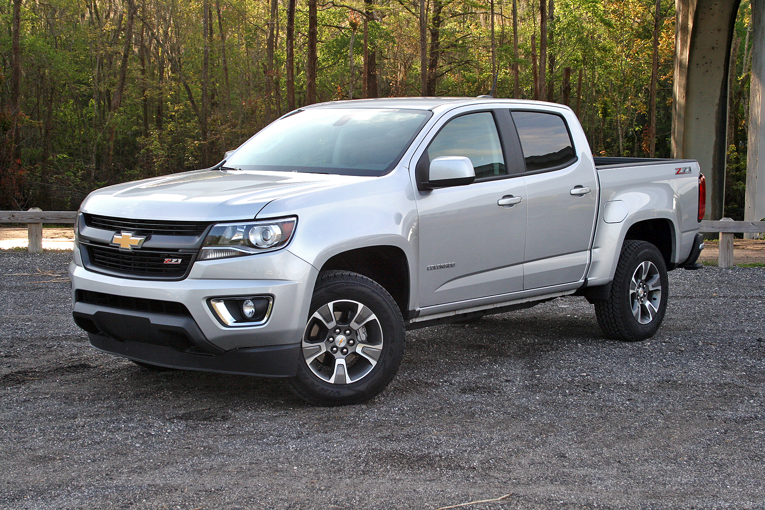 2015 chevrolet colorado z71 driven top speed. Black Bedroom Furniture Sets. Home Design Ideas