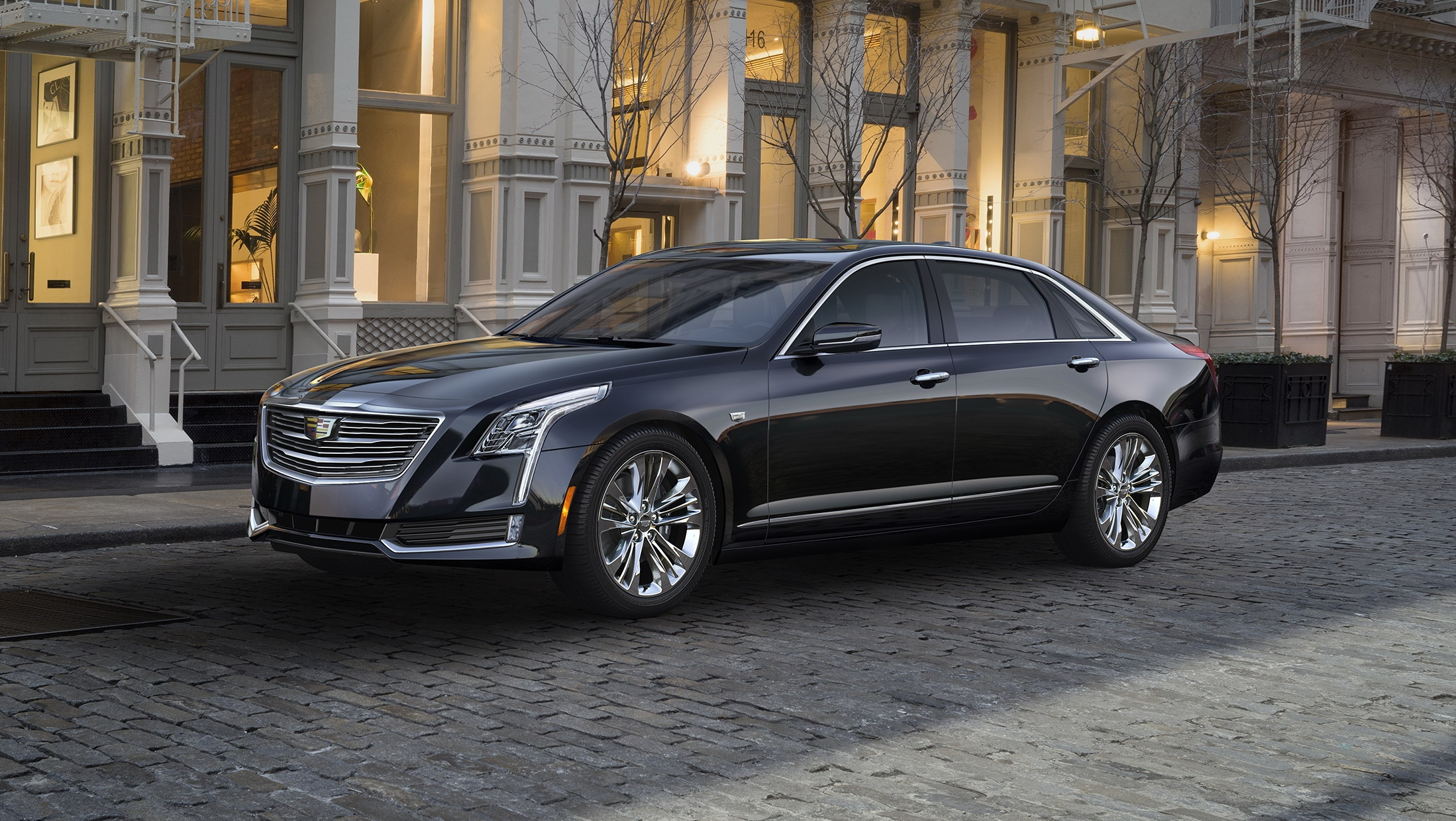 2016 Cadillac CT6 | Top Speed